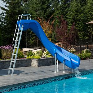 rogue2, pool slide