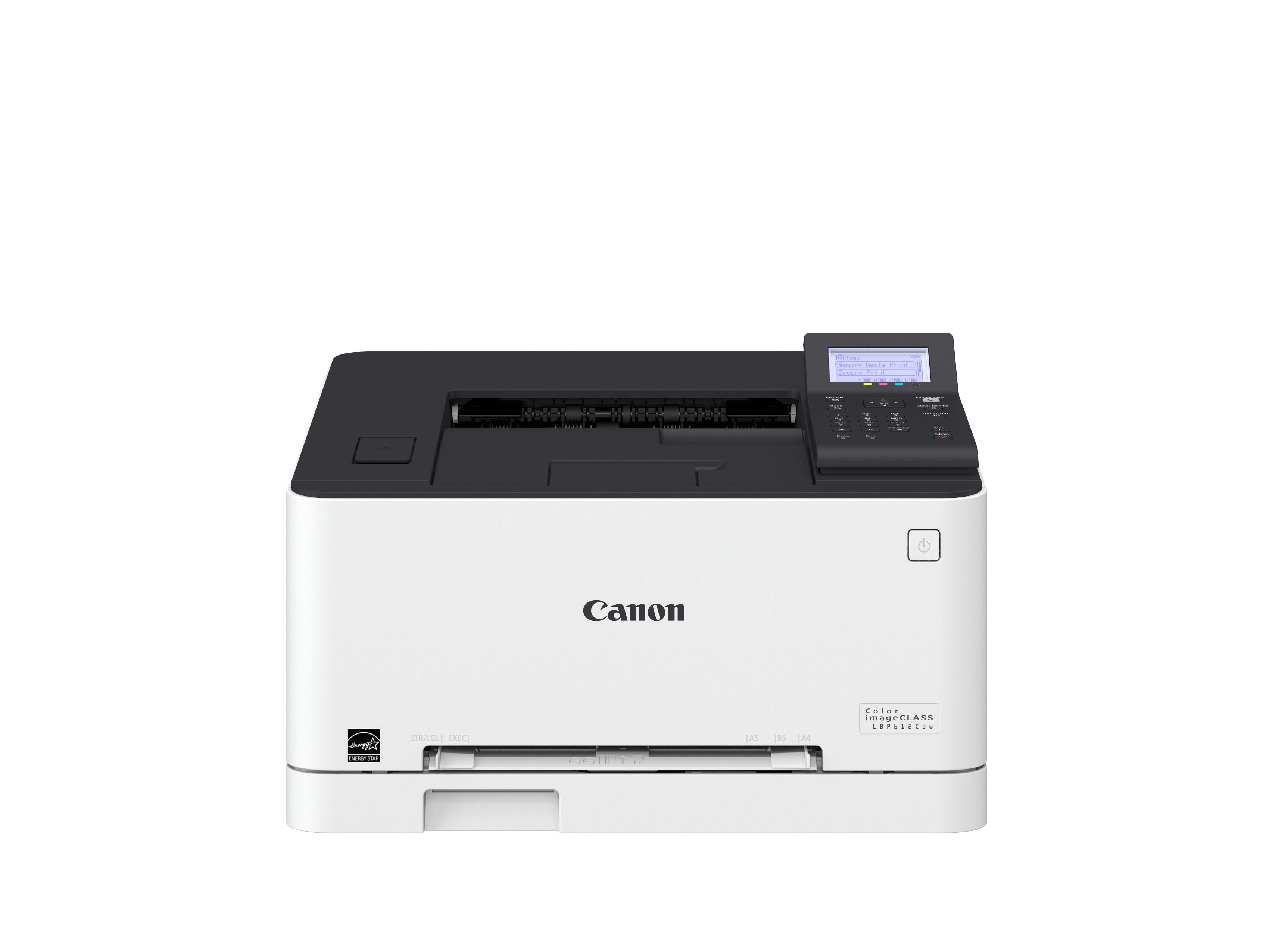 Canon imageCLASS LBP612CDW Wireless Color Laser Printer ...