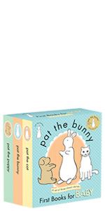 PAT THE BUNNY: FIRST BOOKS FOR BABY