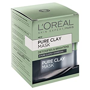 loreal paris pure clays