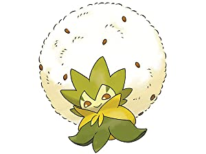 eldegoss, pokemon