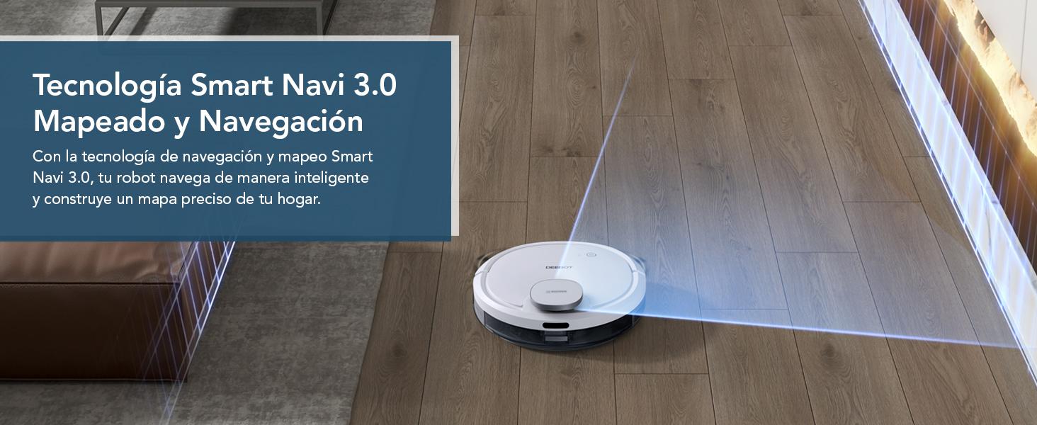 Ecovacs Deebot OZMO 900 - Robot Aspirador 4 en 1: barre, aspira ...
