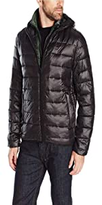 c9bc08bf1 Tommy Hilfiger Men's Packable Down Jacket (Regular and Big & Tall ...