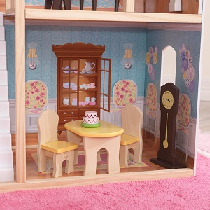 Majestic Mansion Dollhouse, KidKraft Dolls House, Dolls House, Dolls House Accessories