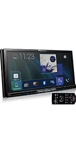 Central Multimídia Pioneer, Multimídia Pioneer, DVD Player, DVD Pioneer, DVD Player AVH-Z9280TV