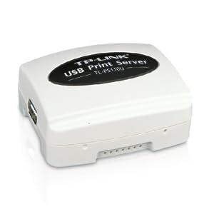 SINGLE USB PORT FAST ETHERNET PRINT SERVER