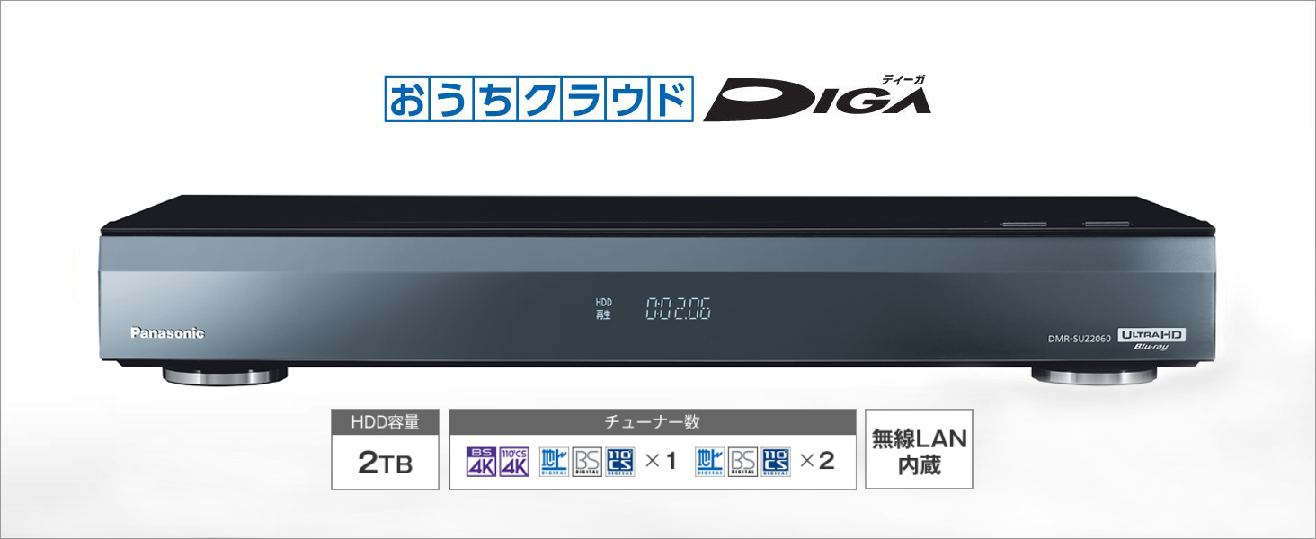 DMR-SUZ2060