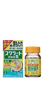 スクラート胃腸薬S(錠剤)
