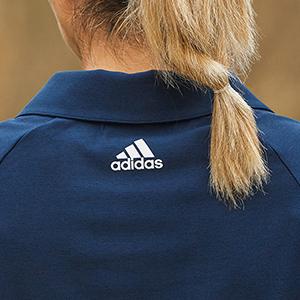 300x300 Women's Go-To Polo Back Logo