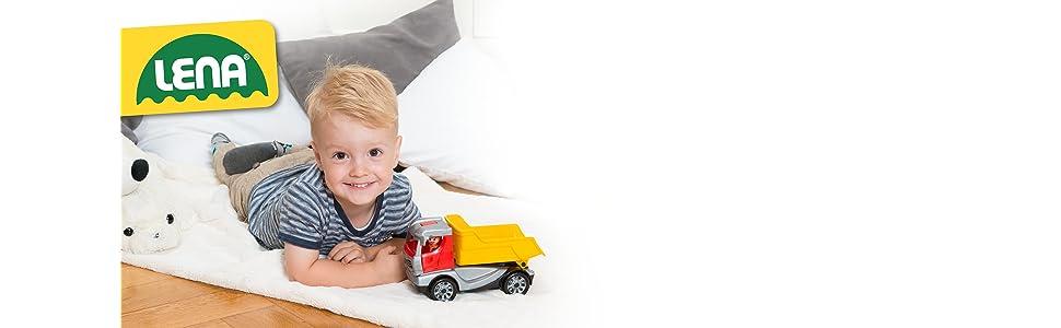 Spielzeugautos Verkehrszeichen Lena
