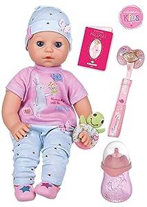 Kleidung & Accessoires Liebevolle Handarbeit Ehrlich Hose Und Jäckchen Für Baby Born