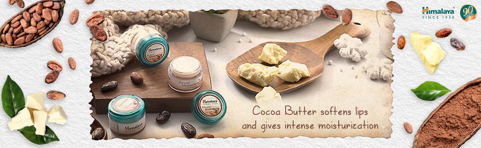 Himalaya Herbals Natural Moisturizing Lip Butter, 10gm