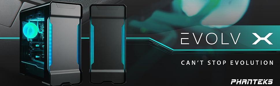 Modify computer cases hybrid