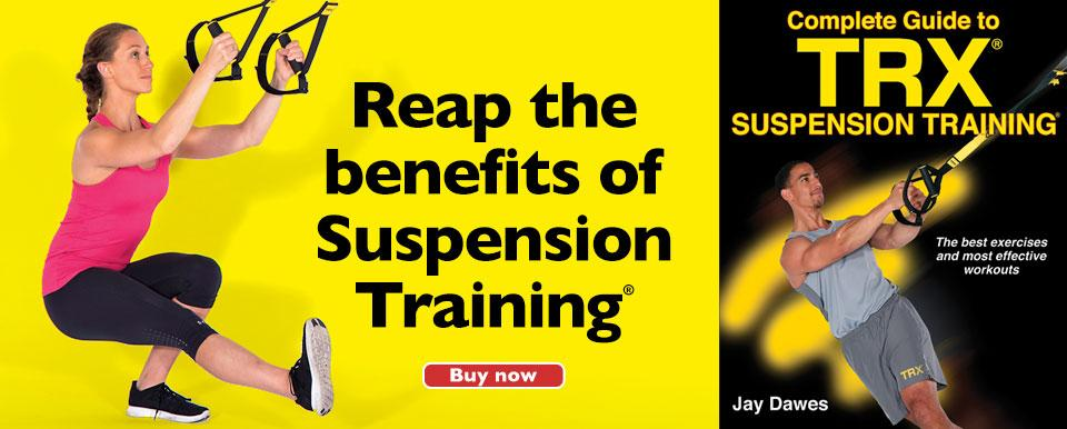 Complete guide to trx suspension training jay dawes complete guide to trx suspension training by jay dawes fandeluxe Image collections