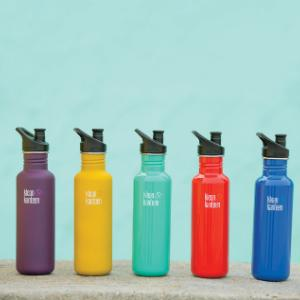 532076045049 Amazon.com   Klean Kanteen Classic Single Wall Stainless Steel Water ...