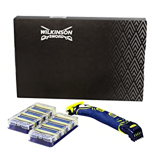 Wilkinson Sword Pack Ffp ECO box Hydro 5 Groomer - Kit de ...
