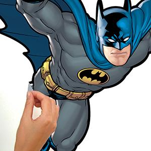 batman peel and stick wall decals, peel and stick wall decals