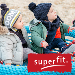 superfit – il marchio di scarpe per bambini.