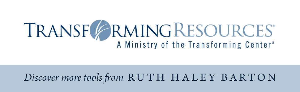 transforming resources ruth haley barton