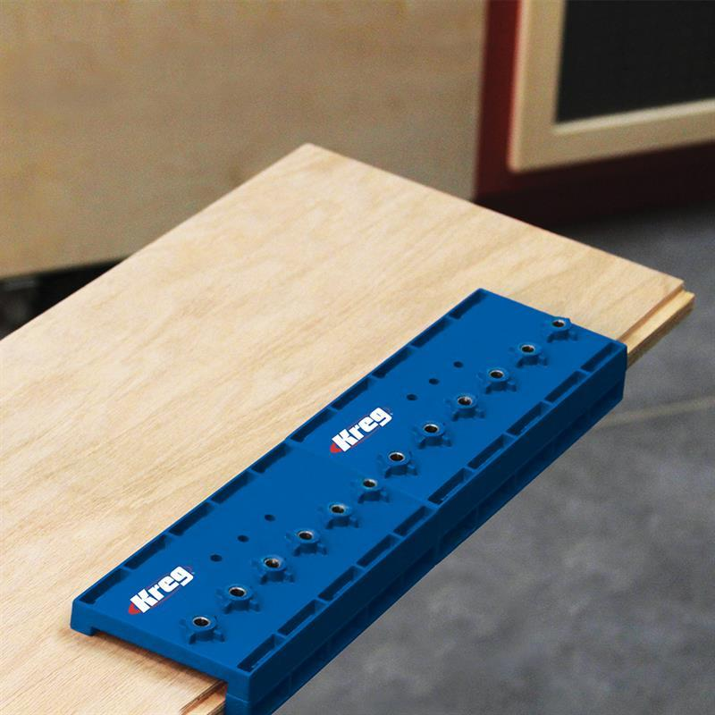 Kreg KMA3200 Shelf Pin Drilling Jig: Amazon.ca: Tools & Home ...