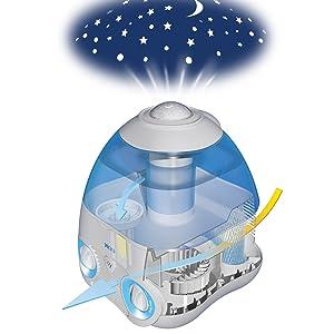 Vicks Starry Night Cool Mist Humidifier Amazon Ca Health