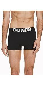Bonds, underwear, undies, trunk, brief, boxer, jocks, men's underwear, men's undies, men's trunks, b