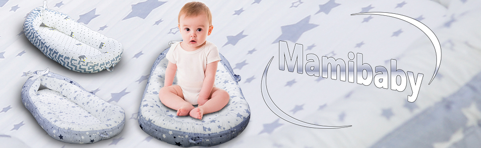 Amazon.com: Tumbona de bebé portátil de encaje supersuave de ...