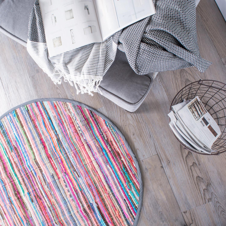 Amazon.com: DII Contemporary Reversible Indoor Area Rag
