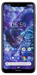 Nokia, nokia mobile, android, android one, android pie, nokia 5.1 plus