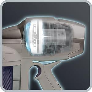aspirateur balai multifonction sans fil RH9057WO cyclonique