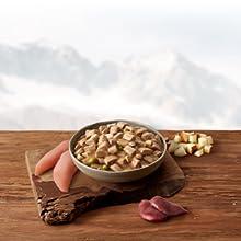 Dog;Dog food;Wet dog food;Canned dog food;Grain free dog food; high protein dog food;Adult dog food