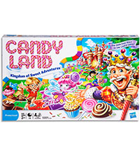 Candyland World of Sweets