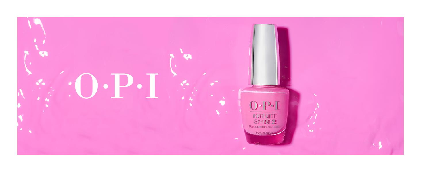 OPI Infinite Shine Nail Polish, Pink Nail Polish
