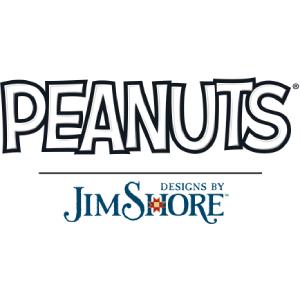 Peanuts by Jim Shore Logo