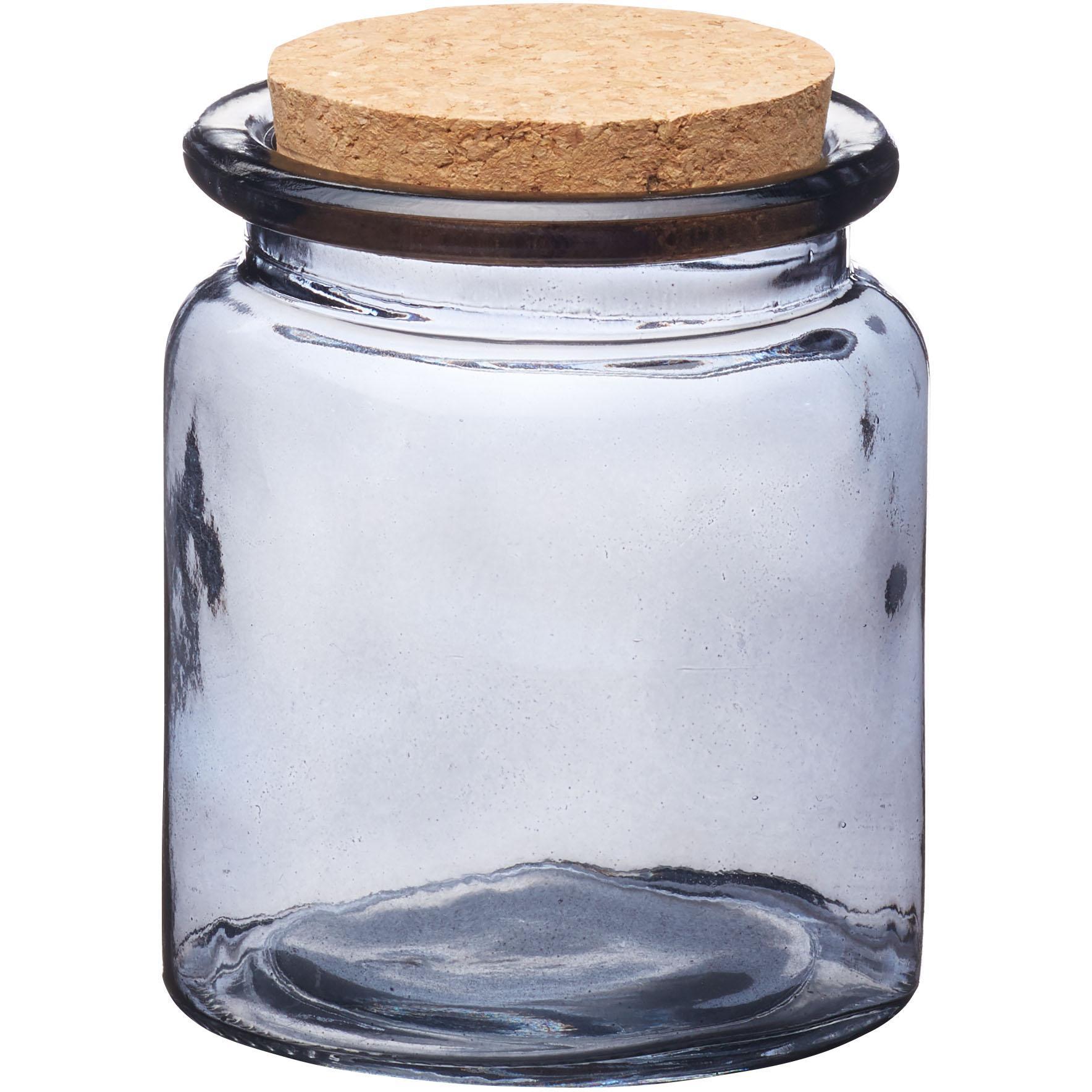 Kitchen Craft Natural Elements Small Glass Food Storage Jar 250 ml