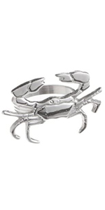 crab coastal decor nautical theme