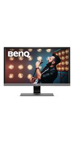 BenQ EL2870U 4K HDR 1ms monitor