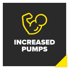 Increased Pumps