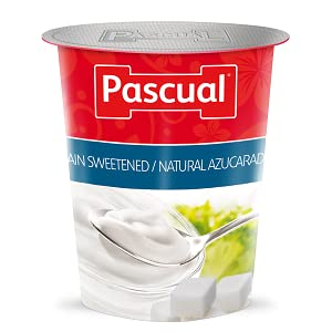 Yogur Pascual Natural Azucarado