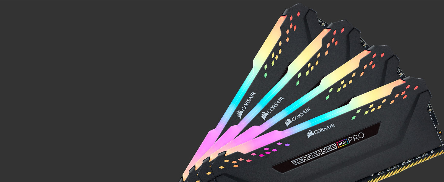 VENGEANCE RGB PRO DDR4 DRAM Memory Kit