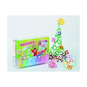 ワミー (Wammy) ボリュームBOX (アイデア100例ブックつき) 20色 400ピース KCT-BC202