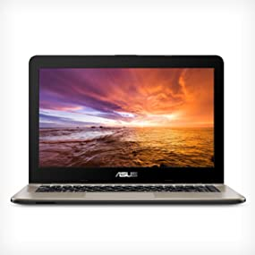 "ASUS VivoBook F441 Light and Powerful Laptop, AMD 14"" FHD display, Windows 10 , F441BA-DS94"