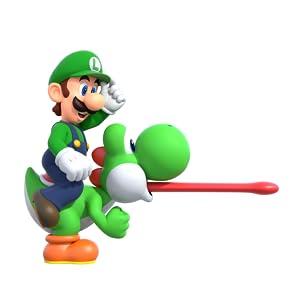 Yoshi + Luigi
