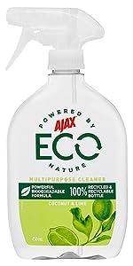 Ajax Eco Coconut & Lime Spray