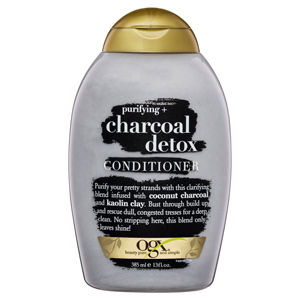 ogx organic pantene tresemme dove shop haircare shampoo conditioner charcoal conditioner purifying o