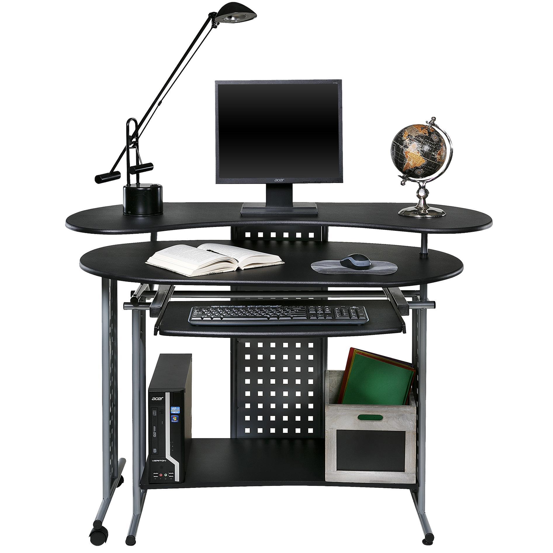 Amazon Com Onespace Regallo Expandable L Computer Desk