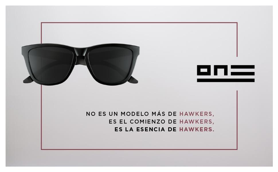 HAWKERS Gafas de Sol ONE Air, para Hombre y Mujer, con Montura ...