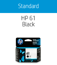HP 61 ink cartridge Black