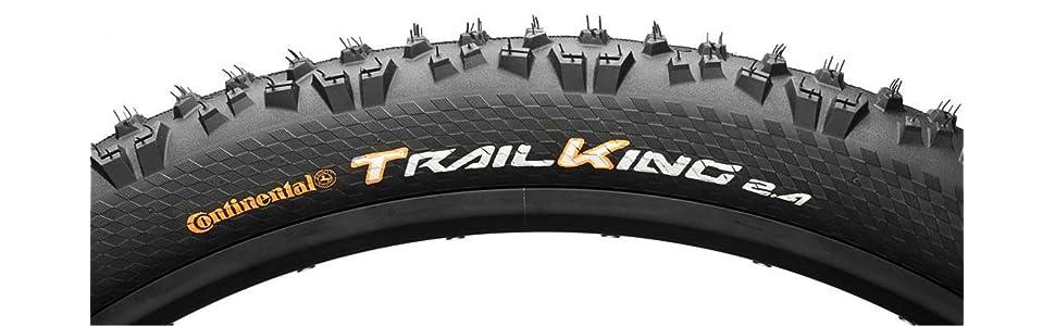 27,5/×2,35/´/´ Continental Trail King 2.4 Protection Apex Fahrrad Reifen //// 60-584 650B