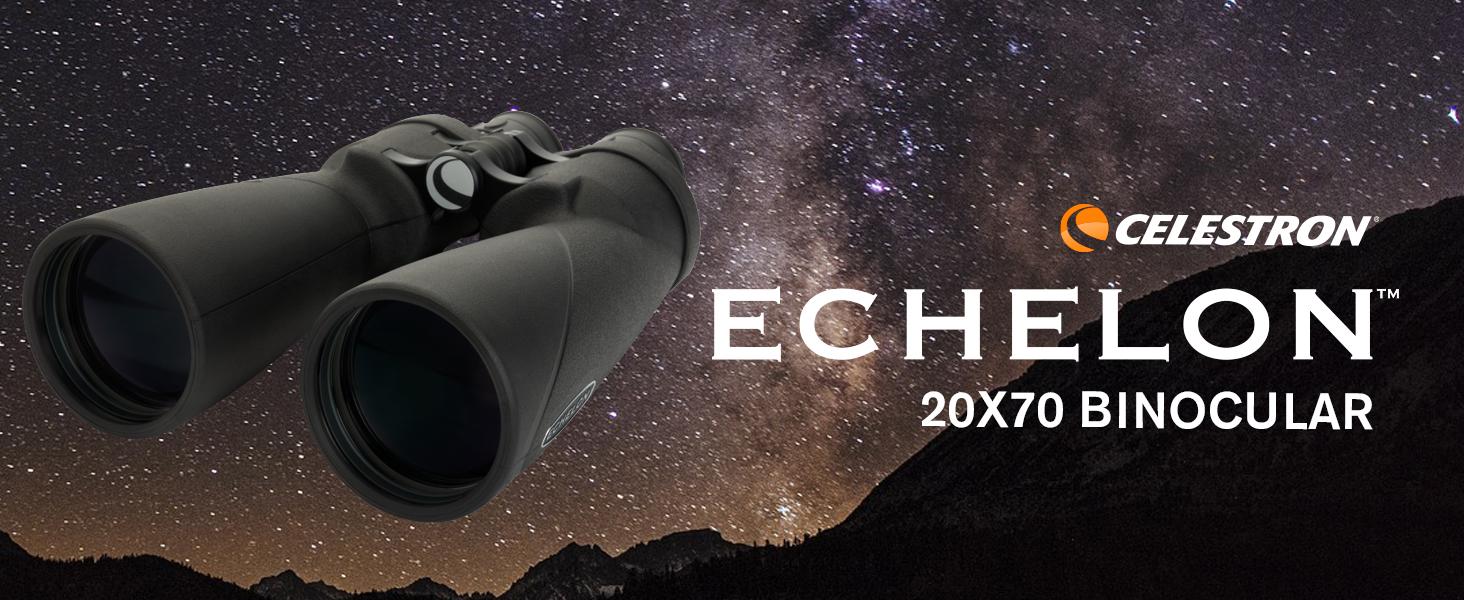 Echelon 20x70 Binocular